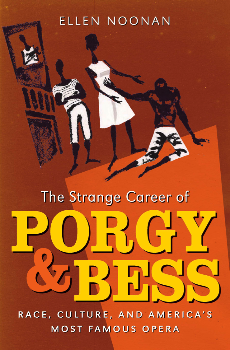 Strange Career of Porgy and Bess book cover