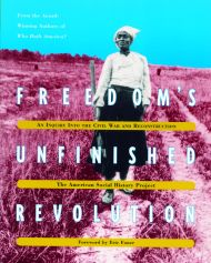 Freedom's Unfinished Revolution book cover