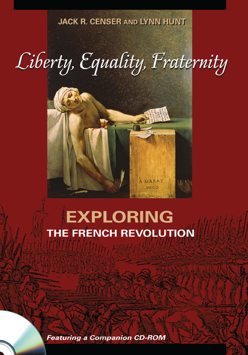 Liberty, Equality, Fraternity cover
