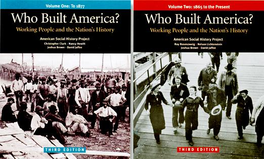 Who Built America? Third Edition
