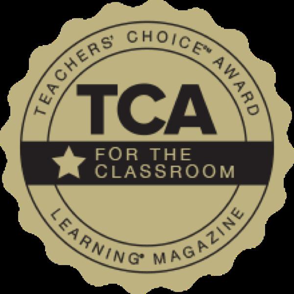 teachers choice award badge